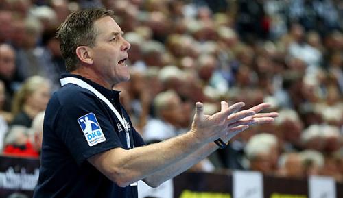 """Handball: """"Geht mir am Arsch vorbei"""": Kritik lässt Kiel-Trainer Gislason kalt"""