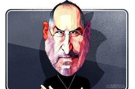 Steve Jobs named Person of the Year by the Financial Times