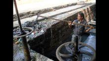 Ganga: At Kanpur, an unholy mess