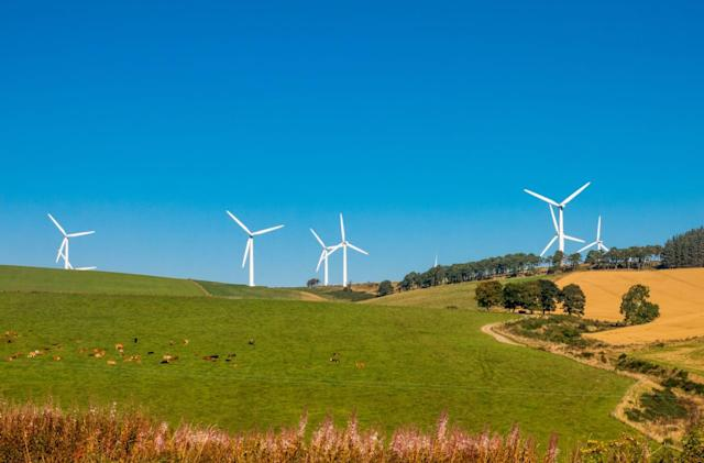 Microsoft buys 15 years worth of energy from GE's Irish wind farm