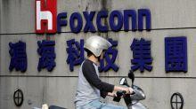 Taiwan's Foxconn calls Sino-U.S. trade spat a 'tech war'
