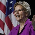 Elizabeth Warren nabs 2020 backing of Iowa's state treasurer