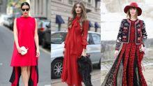 以時尚姿態迎接農曆新年:應節必備的 10 條紅色裙子!