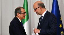 EU slams Italy's 'unprecedented' deviation from budget rules