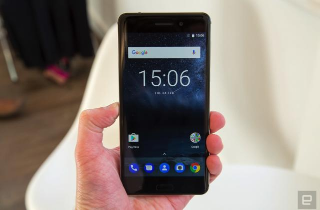 Nokia's fresh start hinges on these Android phones