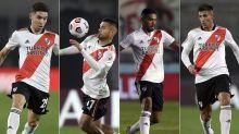 El arma secreta de Marcelo Gallardo para que River vuelva a ser... River: los cuatro mejores en su puesto