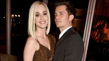 Orlando Bloom and Katy Perry Cozy Up At Ed Sheeran Concert Months After Split -- See the Pic!