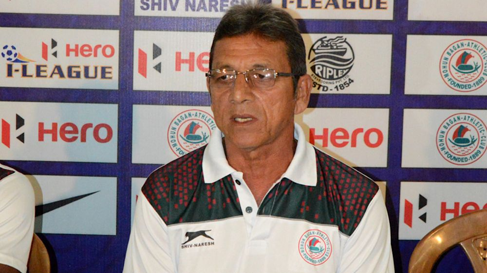 I-League 2017 Kolkata Derby: Sanjoy Sen - Mohun Bagan won't drop out of title race if we lose to East Bengal