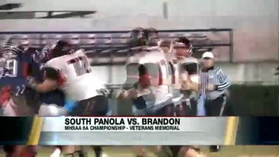MHSAA 6A State Title: South Panola vs. Brandon