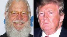 David Letterman Reveals The Question He'd Now Ask Donald Trump