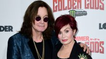 Sharon Osbourne keeps reliving the horror of Ozzy's fall