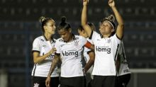 Corinthians goleia o Cruzeiro pelo Brasileiro Feminino e segue no topo