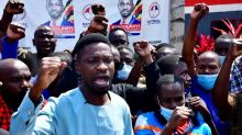 Uganda court grants bail to 18 supporters of opposition leader Wine