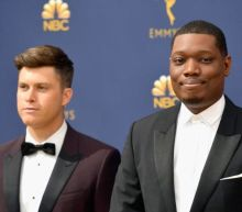 Michael Che under fire after sharing shocking joke about Simone Biles