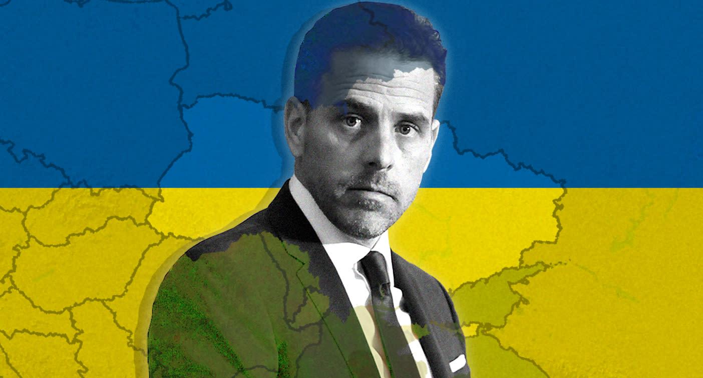 Hunter Biden's work in Ukraine is a problem, but not just ...