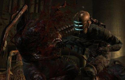 Official Dead Space website is alive