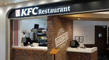 KFC自助餐廳日本開幕!50款美食任選 自選炸雞部位配獨製咖哩汁