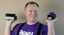 Roku stock jumps after company reports strong revenue