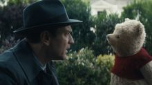 First look at Winnie the Pooh's live-action origin story in Disney's 'Christopher Robin' teaser