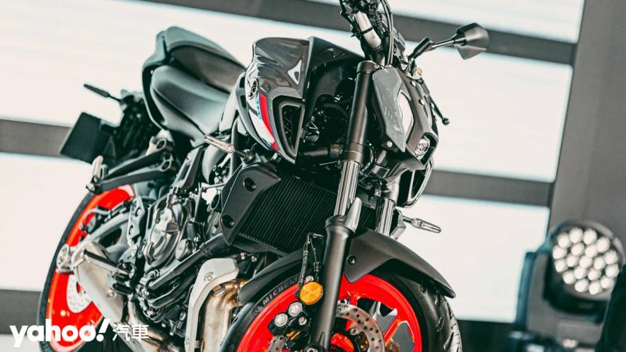 嶄新的黑暗家族第三世代!Yamaha全新2021 MT-09、MT-07正式發表! - 13