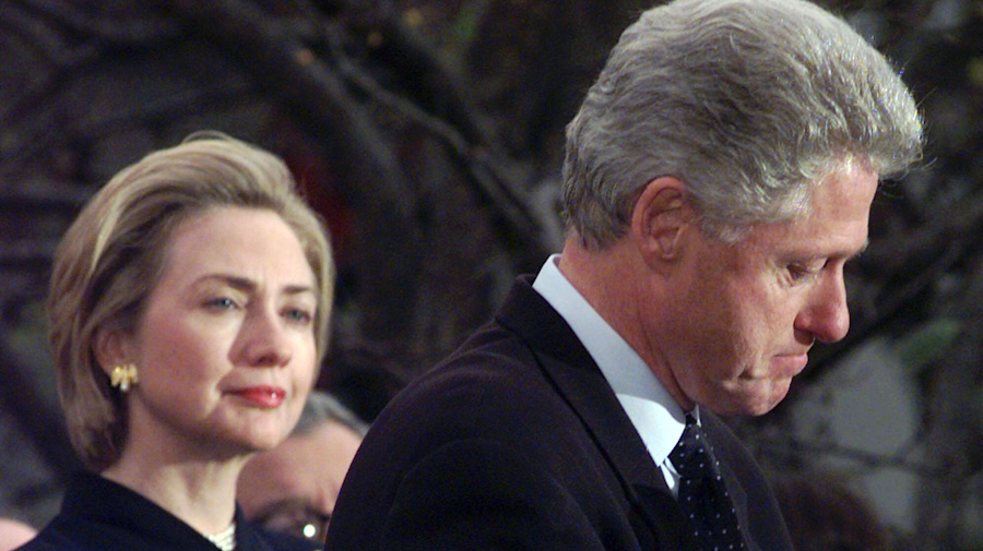 Clinton impeachment at 20: Parallels with Trump?