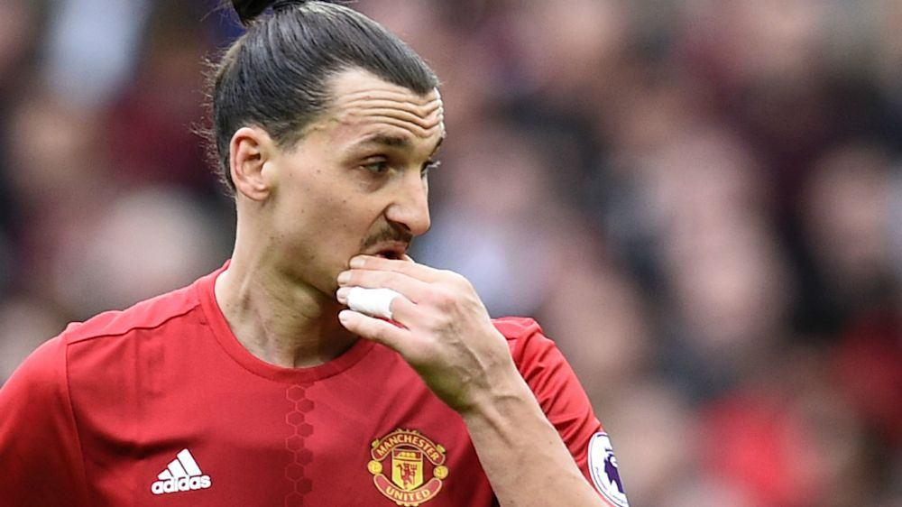 Manchester United, Ibrahimovic ménagé pour cause de fatigue
