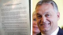 """Il caso Orban sul tavolo del Ppe: verso sospensione di 4 mesi e sorveglianza di 3 """"tutori"""""""