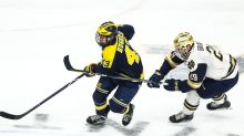 Hockey Preview: No. 8 Michigan at No. 16 Notre Dame