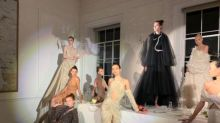 Khyeli SS20 presented to crowds at London Fashion Week 2019
