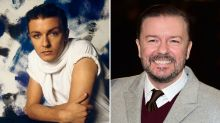 The Strange Musical Past Of Ricky Gervais