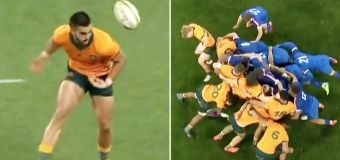 Infuriating blunders that cost Wallabies in 2nd Test