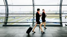 Airline says female flight attendants must have doctor's note to not wear heels