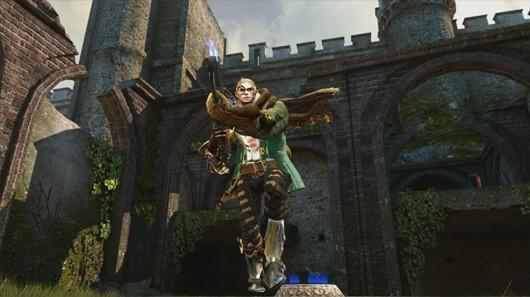 Exclusive video shows off Renaissance Heroes prior to next week's launch