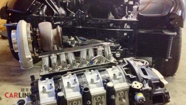 Mazda RX-7威震「四」方的引擎改!「26B Turbo」四轉子千匹版