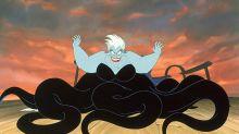 Úrsula casi fue una sirena en el clásico de Disney