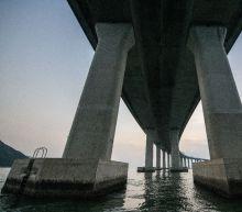 China's president inaugurates Hong Kong-mainland mega bridge