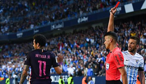 Primera Division: Sperre! Neymar verpasst Clasico