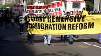 Groups rally in San Francisco for immigration reform