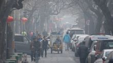 China's nationwide pollution readings rose 5 percent in January-February - ministry