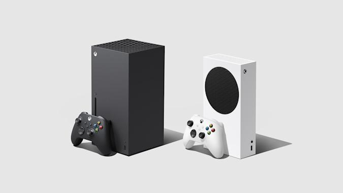 Microsoft Xbox Series X and S