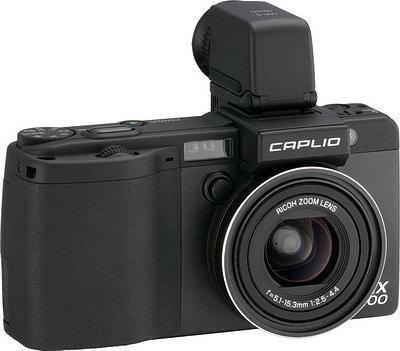 Ricoh Caplio GX100 reviewed