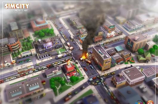 SimCity requires internet connection to play, will be sold outside of Origin