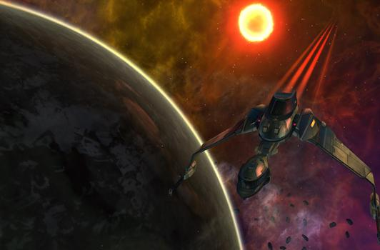 Zachary Quinto in STO as Klingons gameplay is revealed