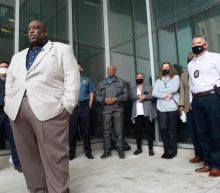 Ahead of Chauvin verdict, members of KC clergy meet with KCPD to talk protester safety