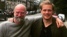 Outlander Actors Sam Heughan and Graham McTavish Are Launching a Podcast