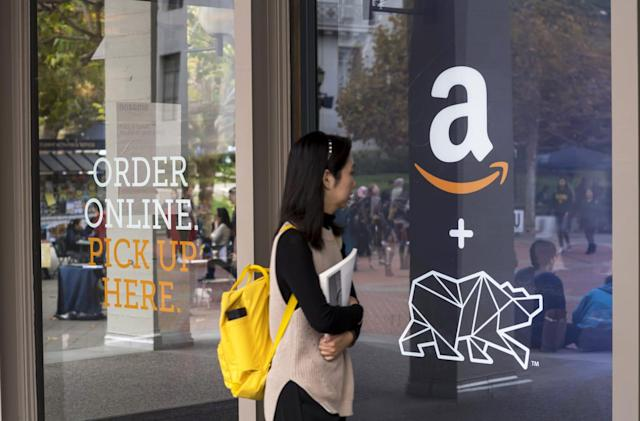 College students can pay for Amazon Prime by the month
