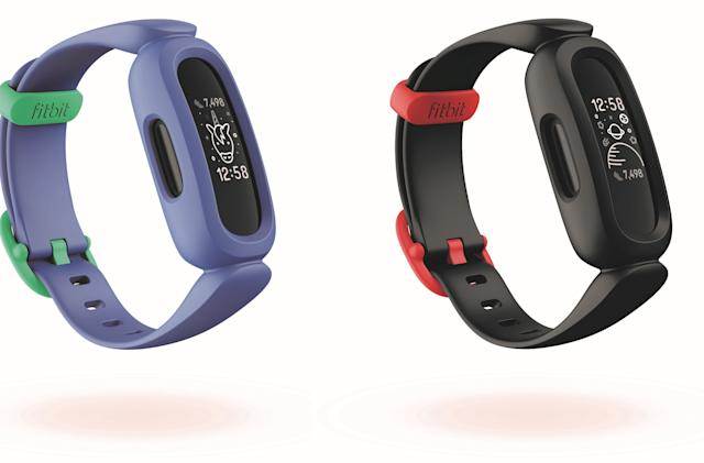 Fitbit's latest activity tracker for kids has up to eight days of battery life