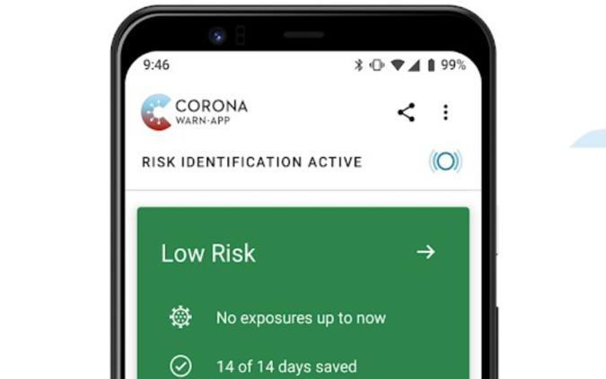 Germany Corona-Warn-App