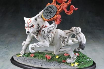 Two great Okami convention collectibles coming soon