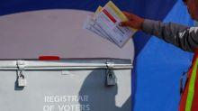 US election 2020: Texas judge blocks postal voting restrictions